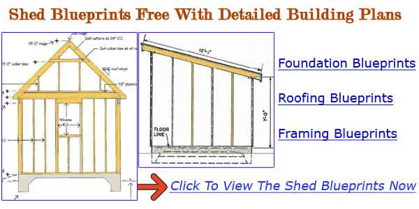 Trash Shed Plans Free